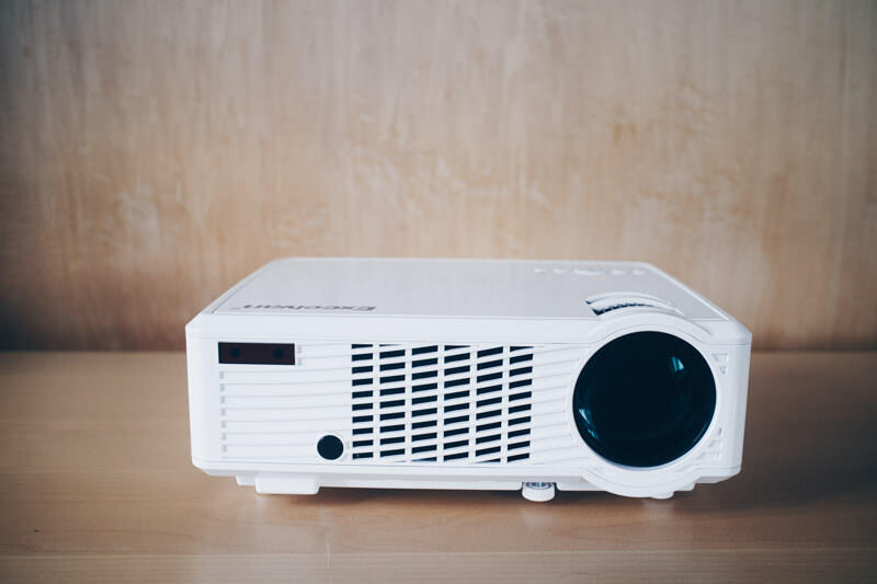 Excelvan projector IMG 0479