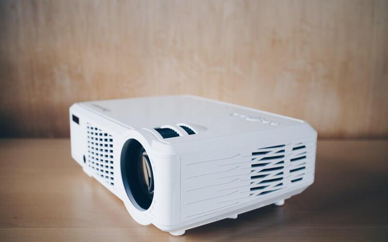 Excelvan projector IMG 0480