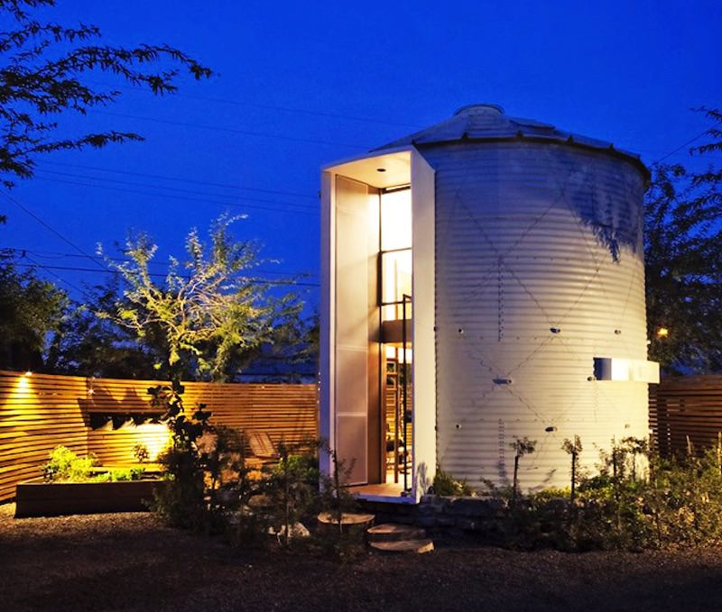 Grain Silo House Christoph Kaiser 3 800x679
