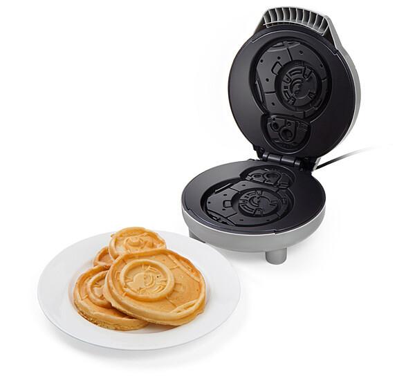なにこれほしい!BB-8のワッフルメーカー!:BB-8 Waffle Maker