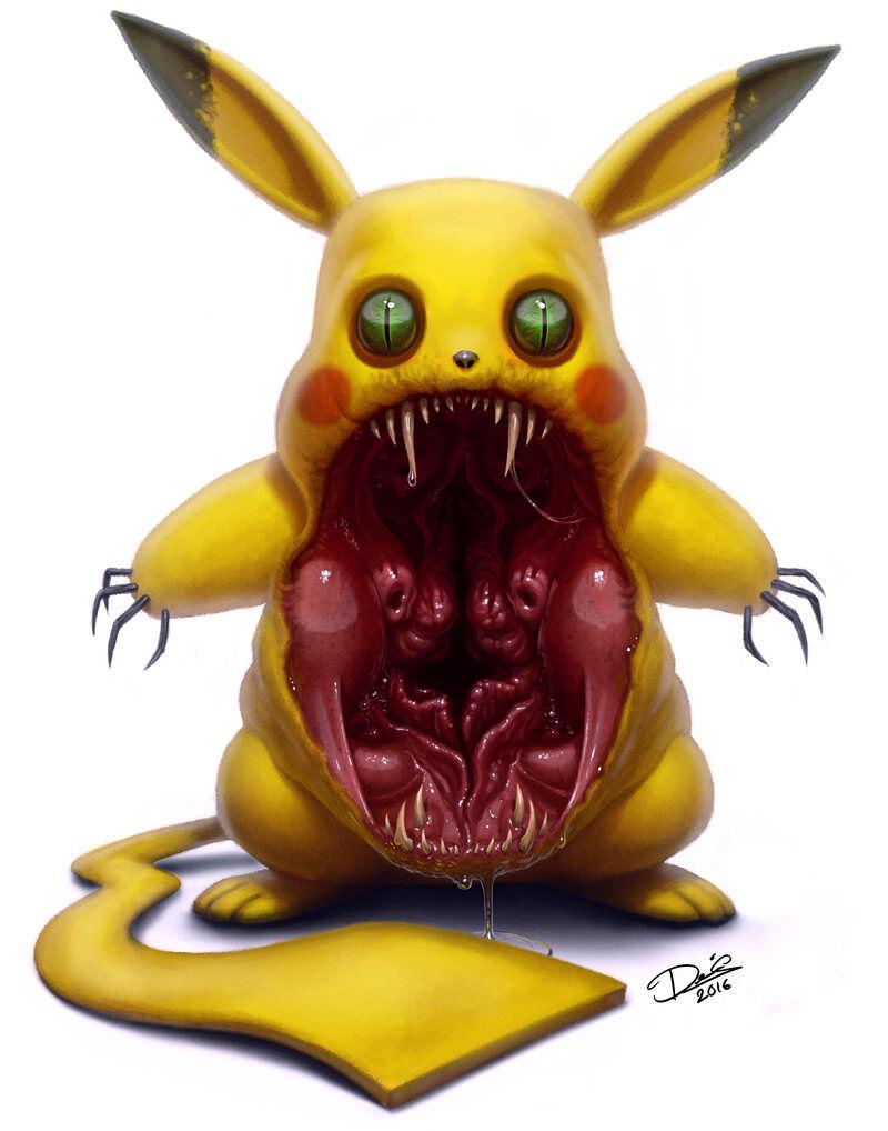 Pikachu by disse86 daajzx2