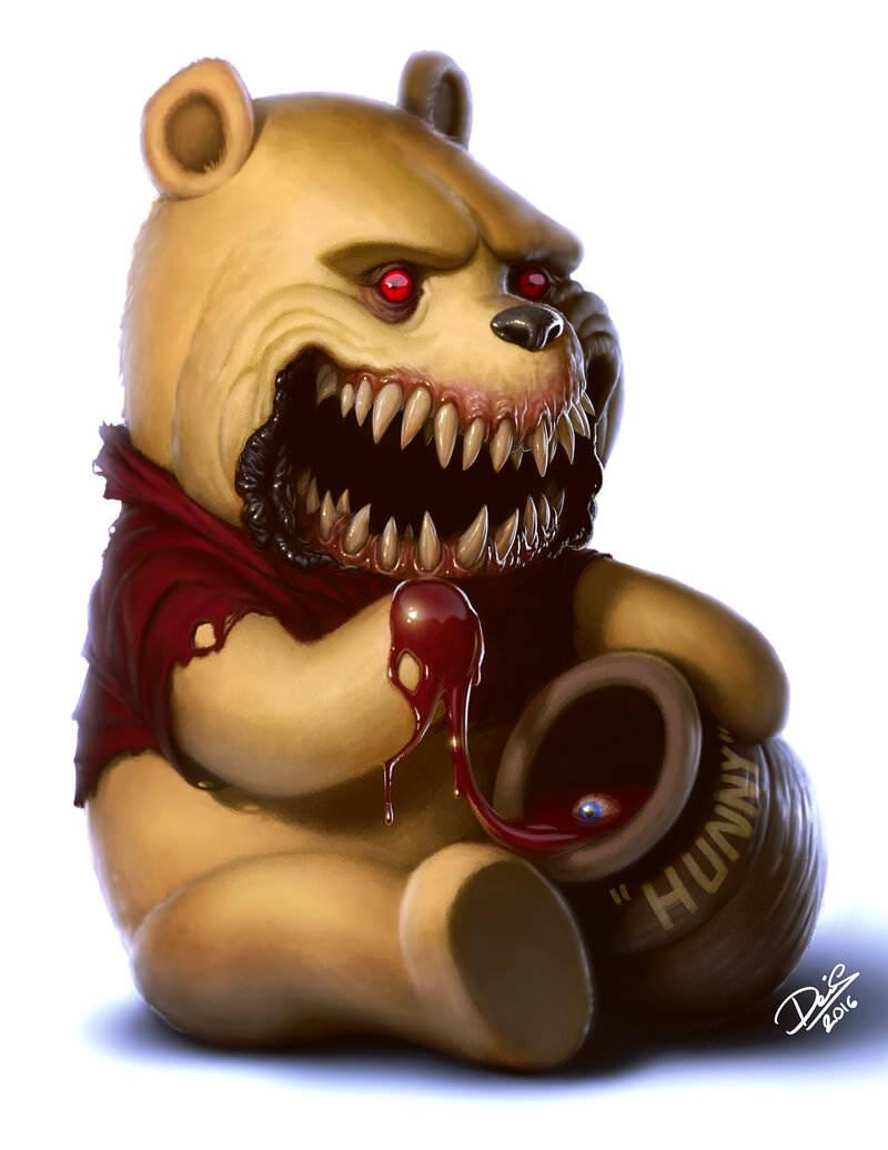 Winnie the pooh by disse86 daa3pen