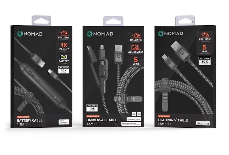 めちゃくちゃカッコいいケーブル:Ultra Rugged Cable Series