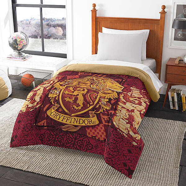 Jlss harry potter house comforters gryffindor 1