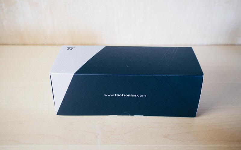 Taotronicsttsk12bluetoothspeaker IMG 1031