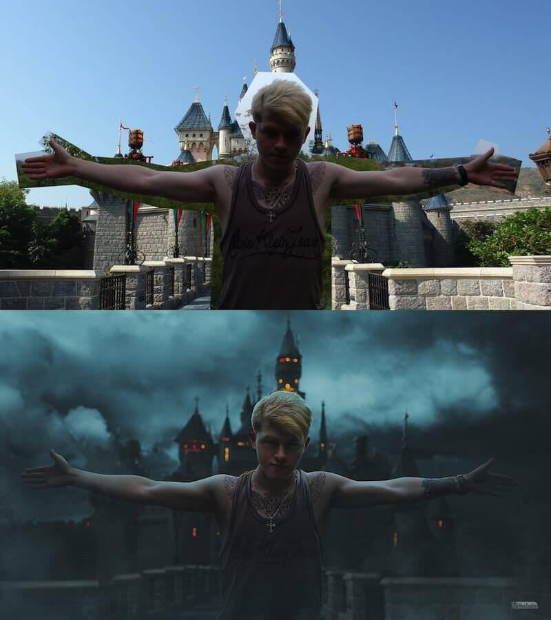 Disneyland by maxasabin dav0rlx 800x900