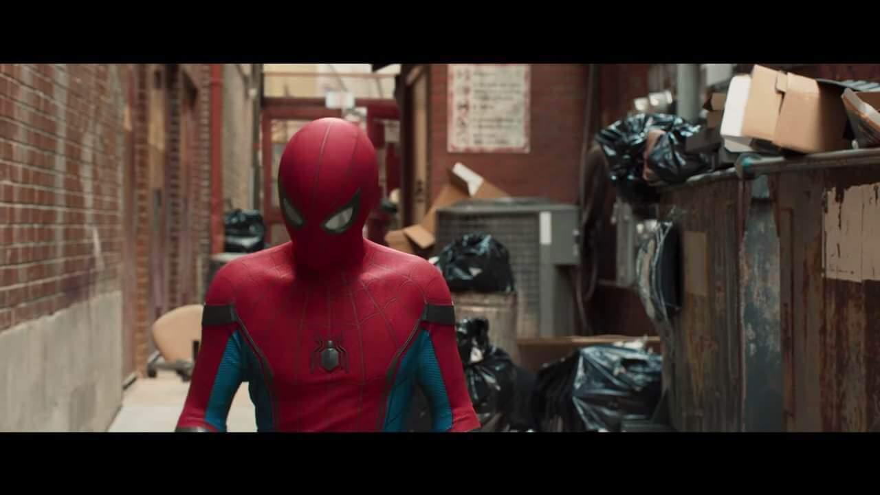 日本語字幕板『スパイダーマン:ホームカミング』新予告編