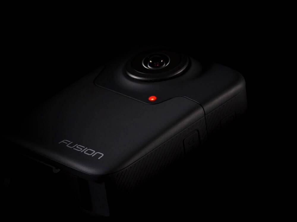 GoPro、ついに360°撮影できるプロダクト「Fusion」を公開