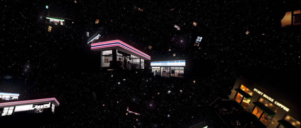 日本の都市をトリップできるような360°VR映像:Tokyo Light Odyssey