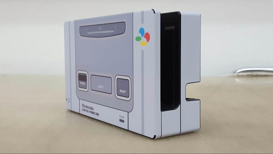 Nintendoswitchsnesskinsdiy 2