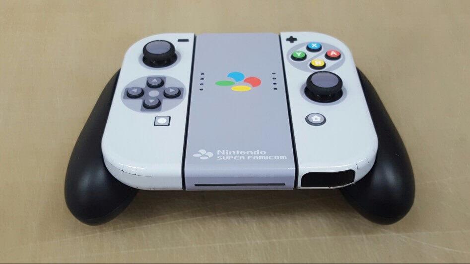 Nintendoswitchsnesskinsdiy 5