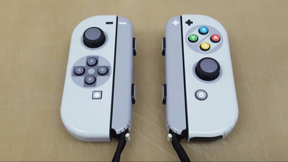 Nintendoswitchsnesskinsdiy 6