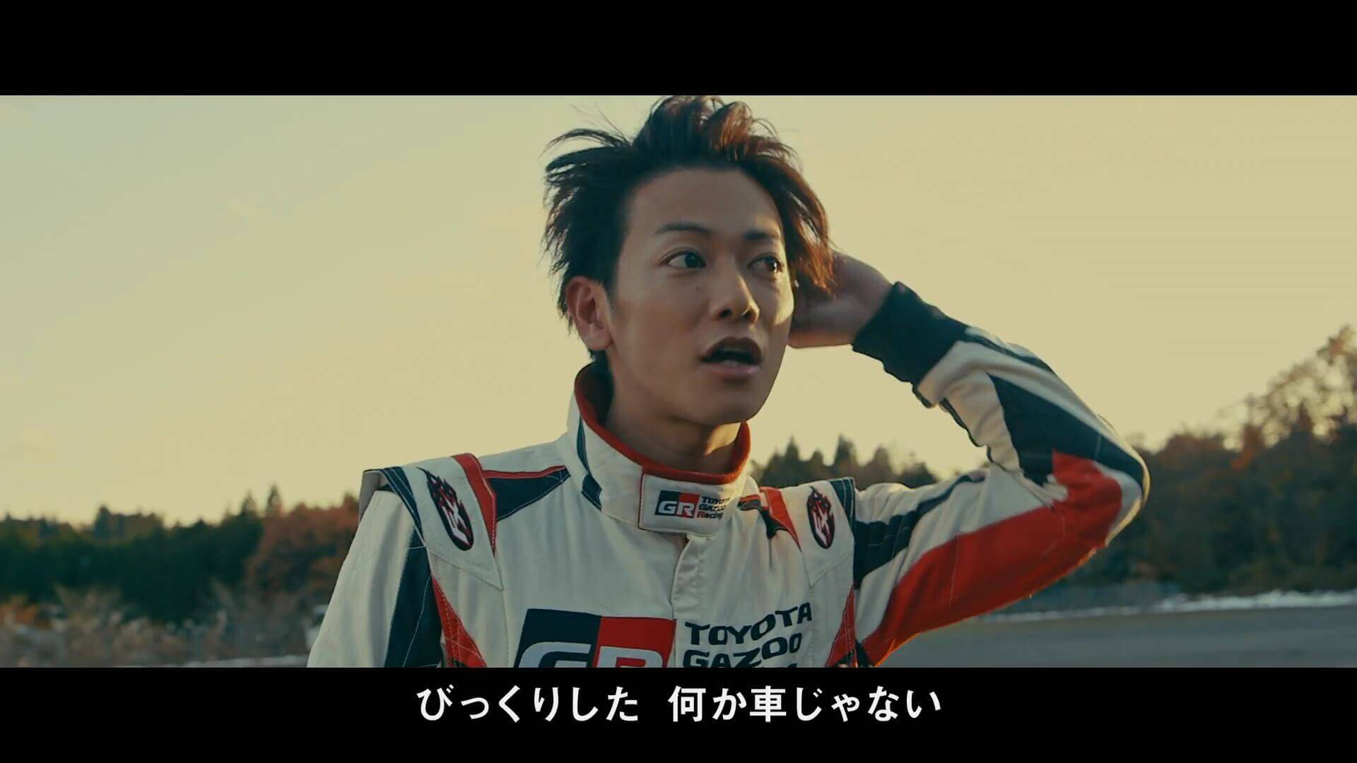 TOYOTA GAZOO Racing TAKERU SATOH MEETS GAZOO MORIZO mp4 20170712 101657 898
