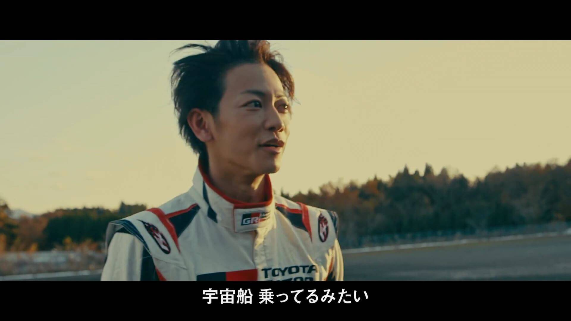 TOYOTA GAZOO Racing TAKERU SATOH MEETS GAZOO MORIZO mp4 20170712 101703 918