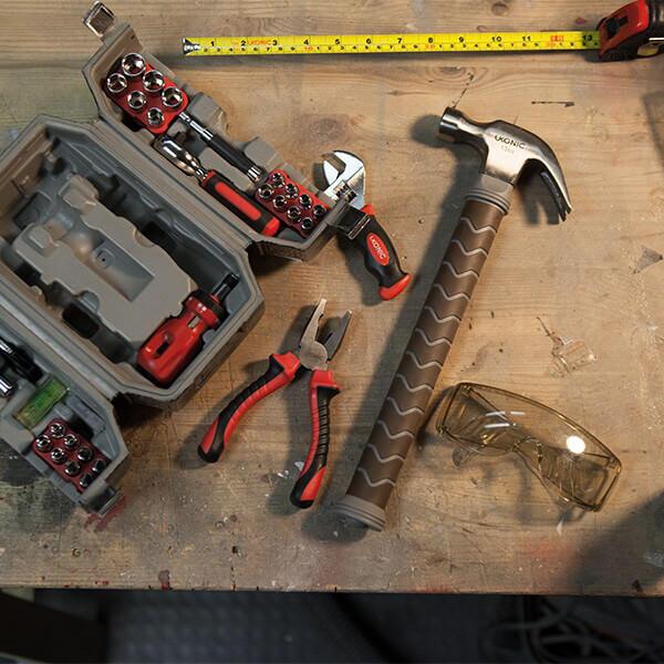 Kjhi marvel thor hammer toolbox inuse