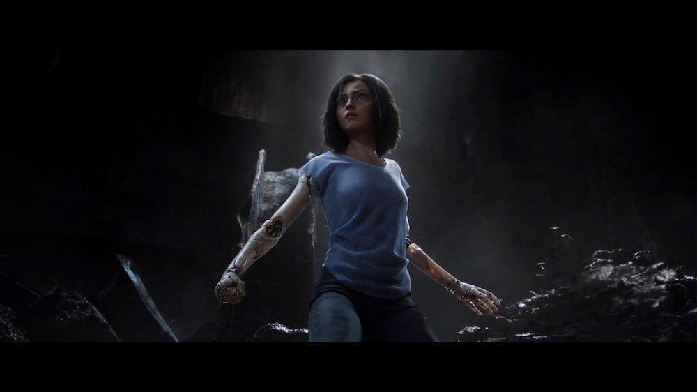 銃夢のハリウッド化映画「ALITA: BATTLE ANGEL」のトレーラー公開