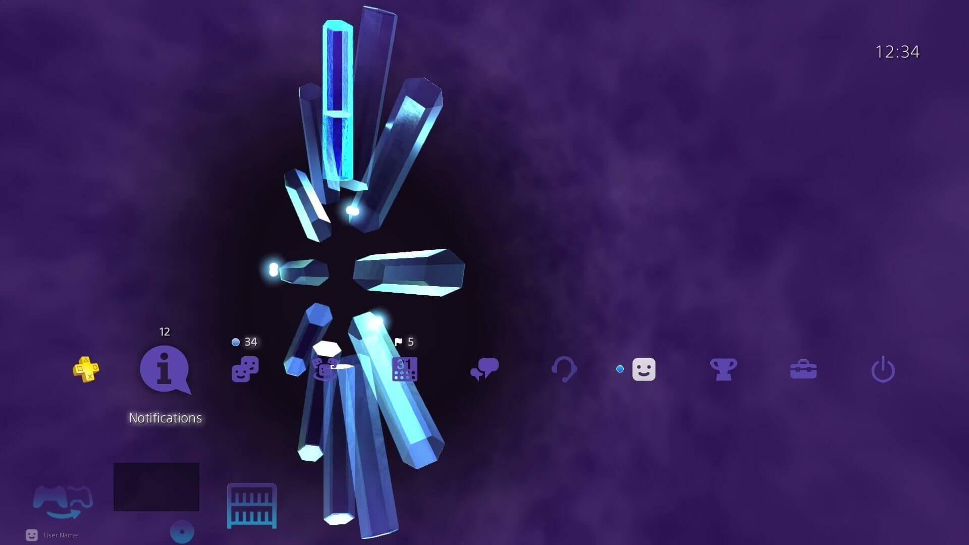 めっちゃ欲しい! PS2のブート画面っぽい PS4のカスタムテーマ
