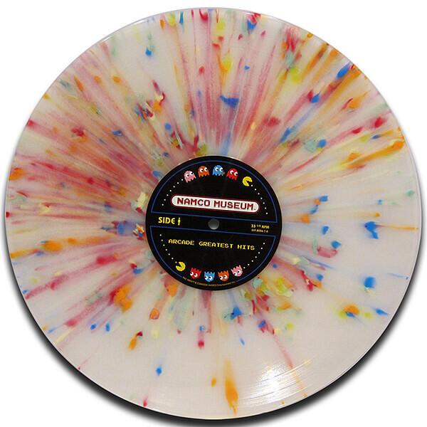 Jorq namco arcade great hits vinyl lp add1