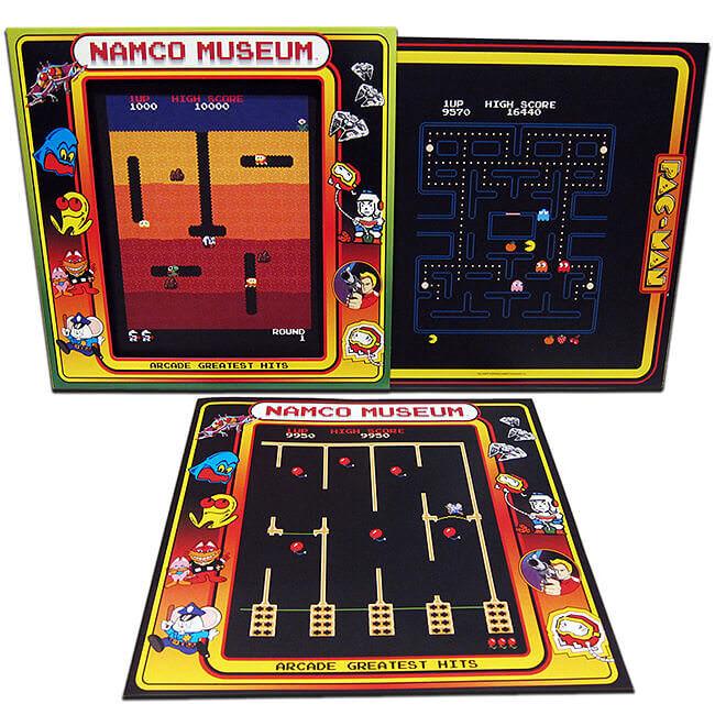 Jorq namco arcade great hits vinyl lp add2