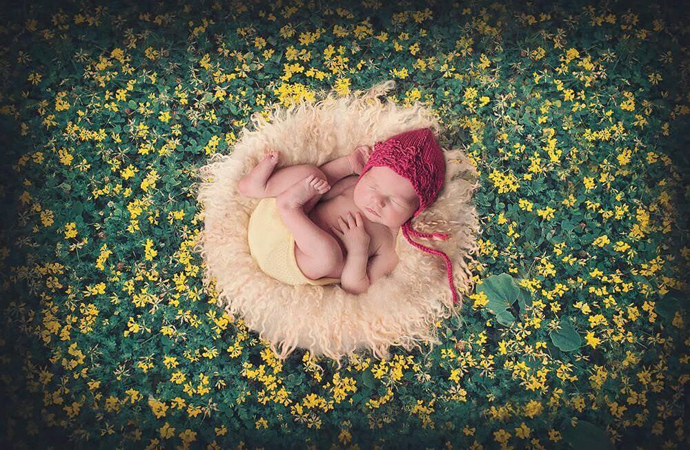 実践してみたくなる、プロによるスウィートな赤ちゃんの撮影アイディア:JustGaba Photography