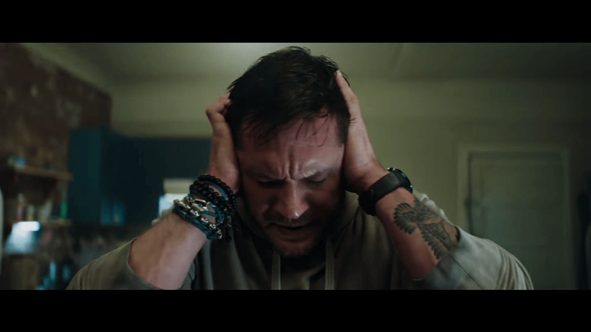 VENOM Official Trailer HD screenshot 6