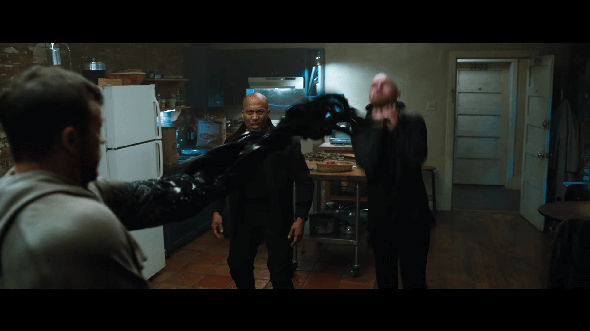VENOM Official Trailer HD screenshot 7