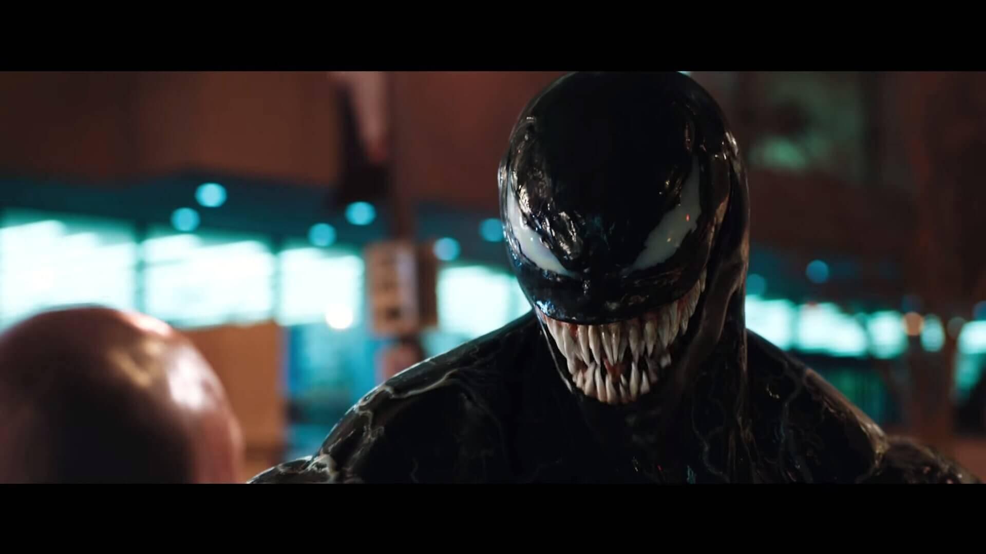 We Are Venom  ついに「ヴェノム」の姿があらわになった新トレーラー