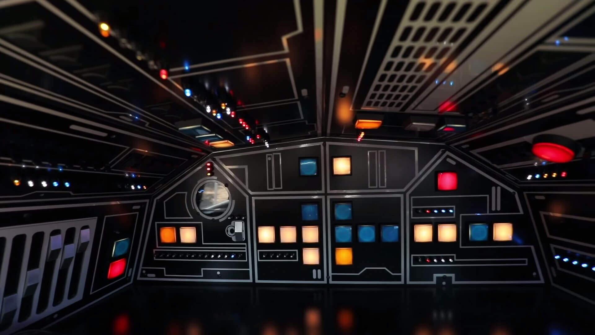 Nissan Rogue Star Wars Themed Show Vehicle screenshot 3