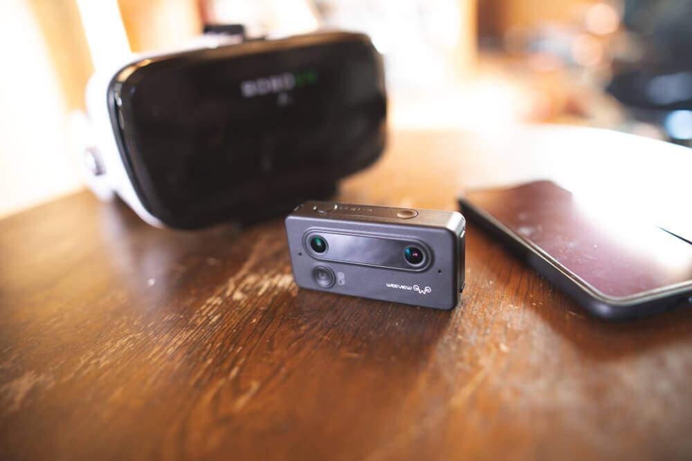 誰でも簡単に3D撮影できるカメラSIDを試してみた
