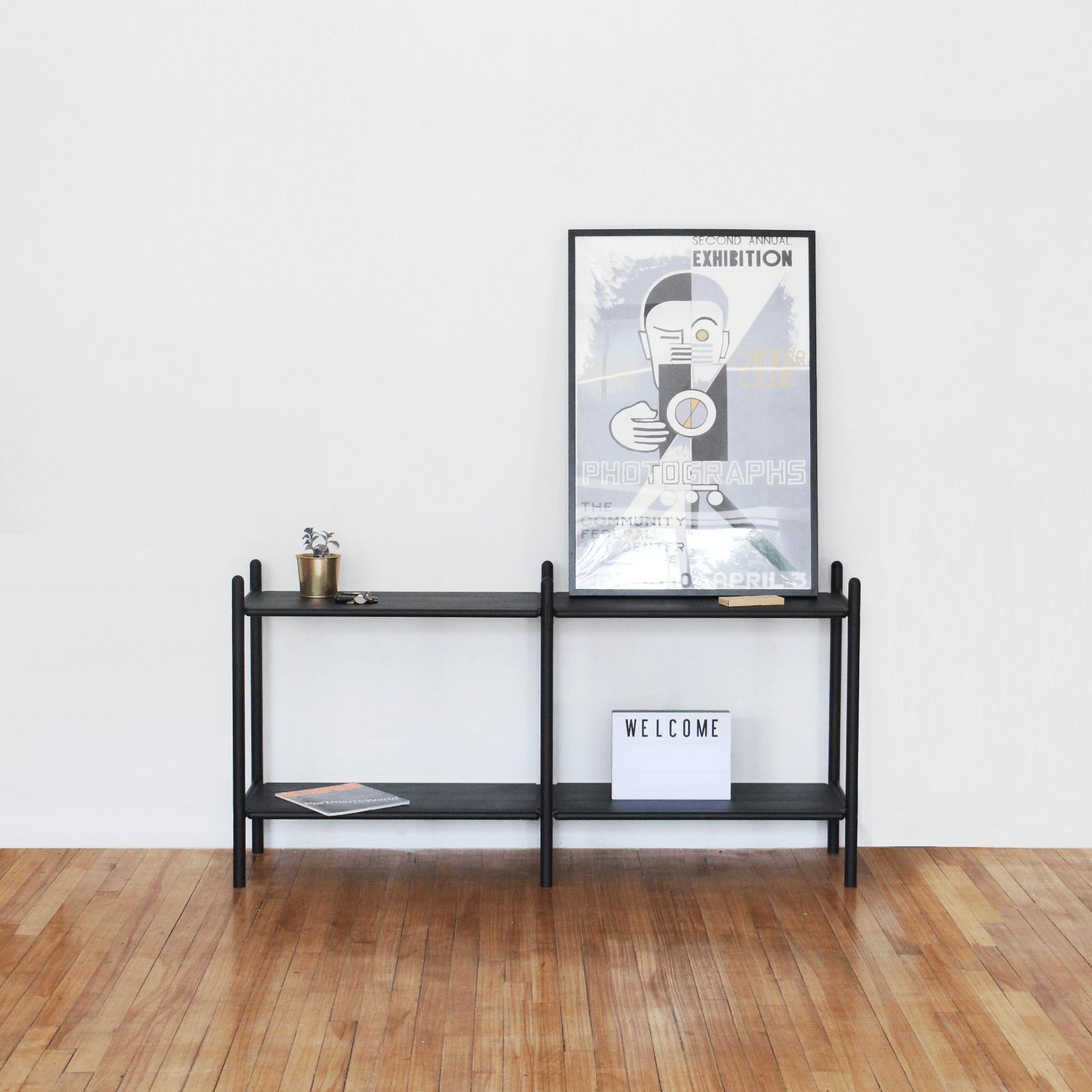 シンプルでお洒落な家具をDIY出来るモジュラーキット:Aalo
