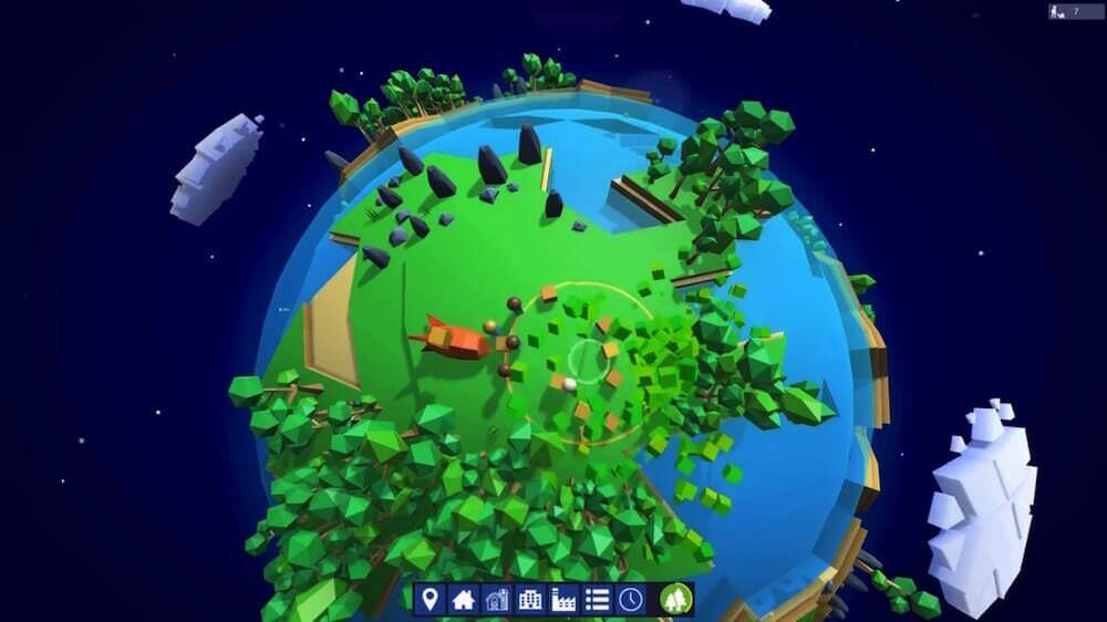 Poly Universe Steam Trailer 0 17 screenshot 1000x562
