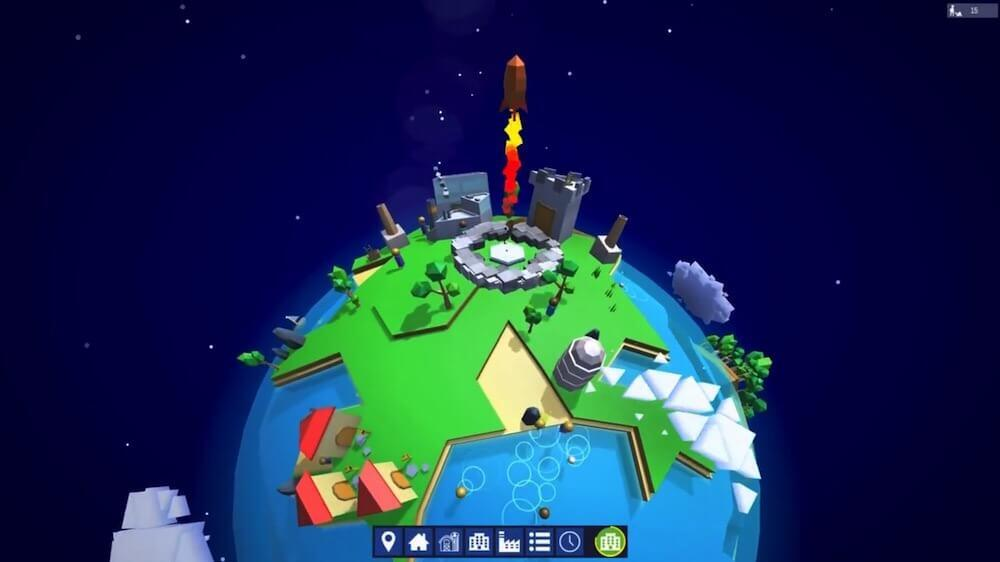 Poly Universe Steam Trailer 1 4 screenshot 1000x562