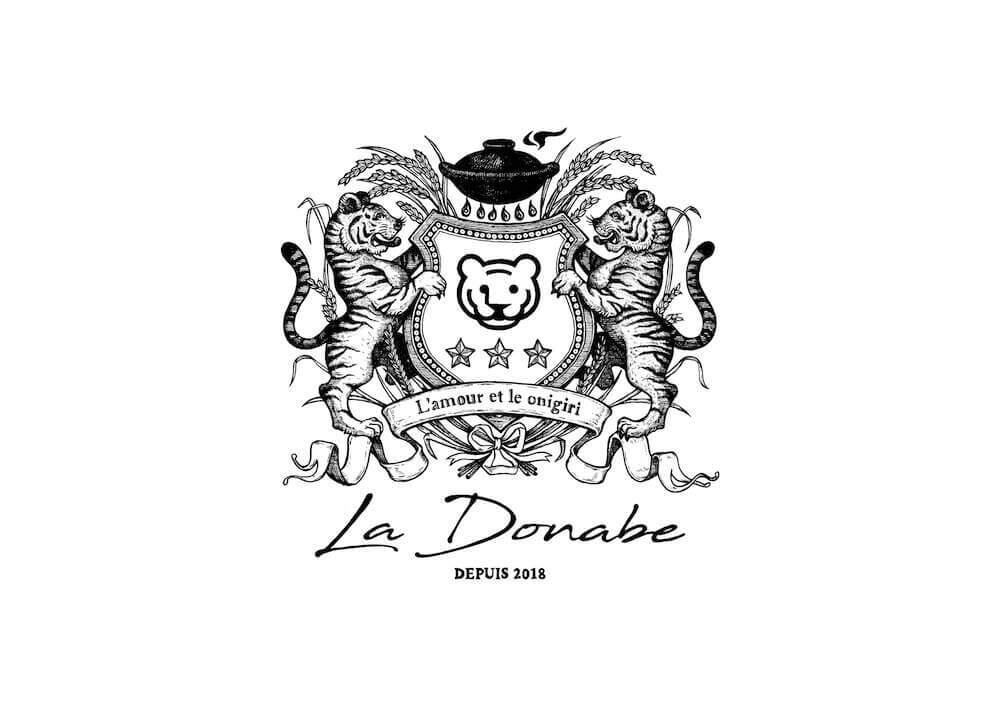 La Donabe ロゴマーク 1000x707