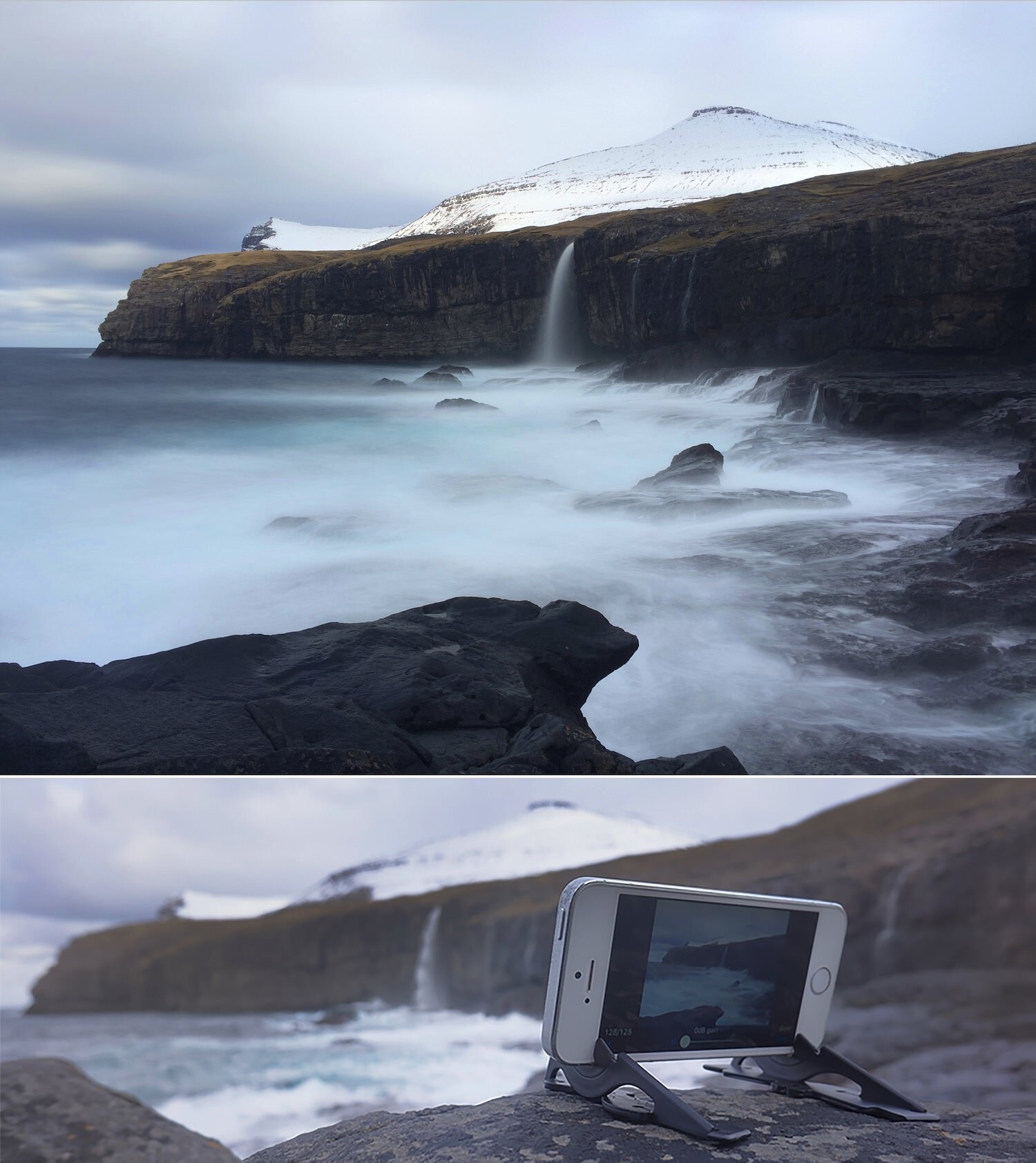 Pocket Tripod in Faroe Islands1 1500x1684