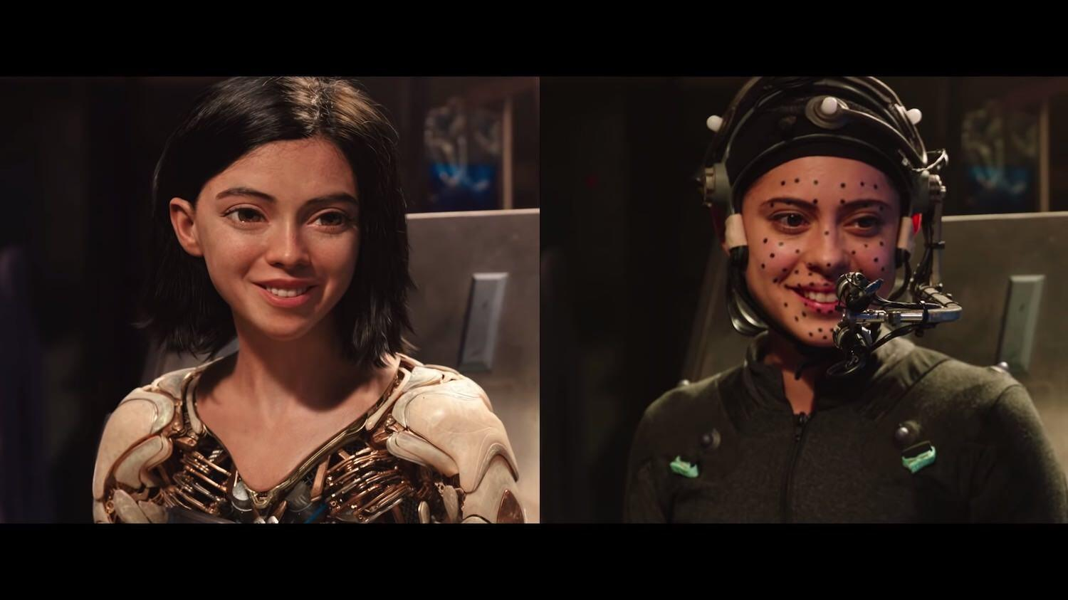 Alita Battle Angel Behind the Scenes with WETA 20th Century FOX 2 54 screenshot 1500x843