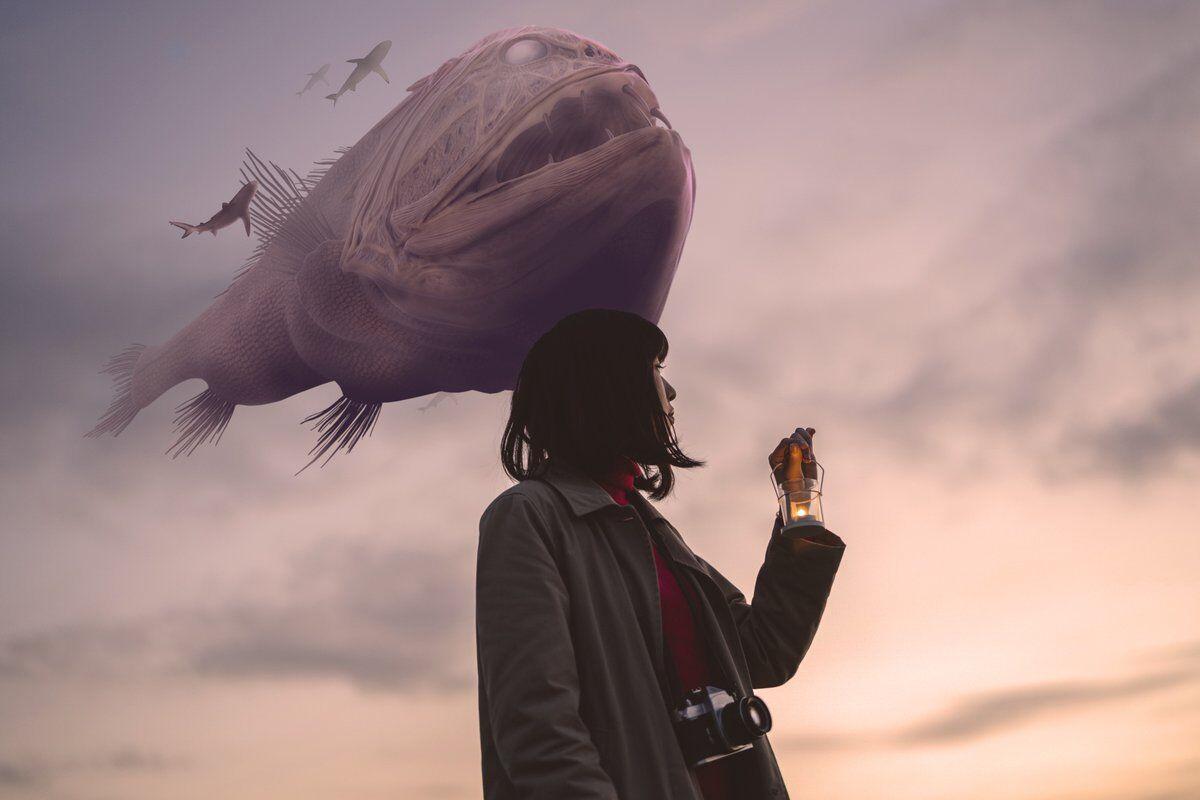 トミナガハルキ 夜と魚